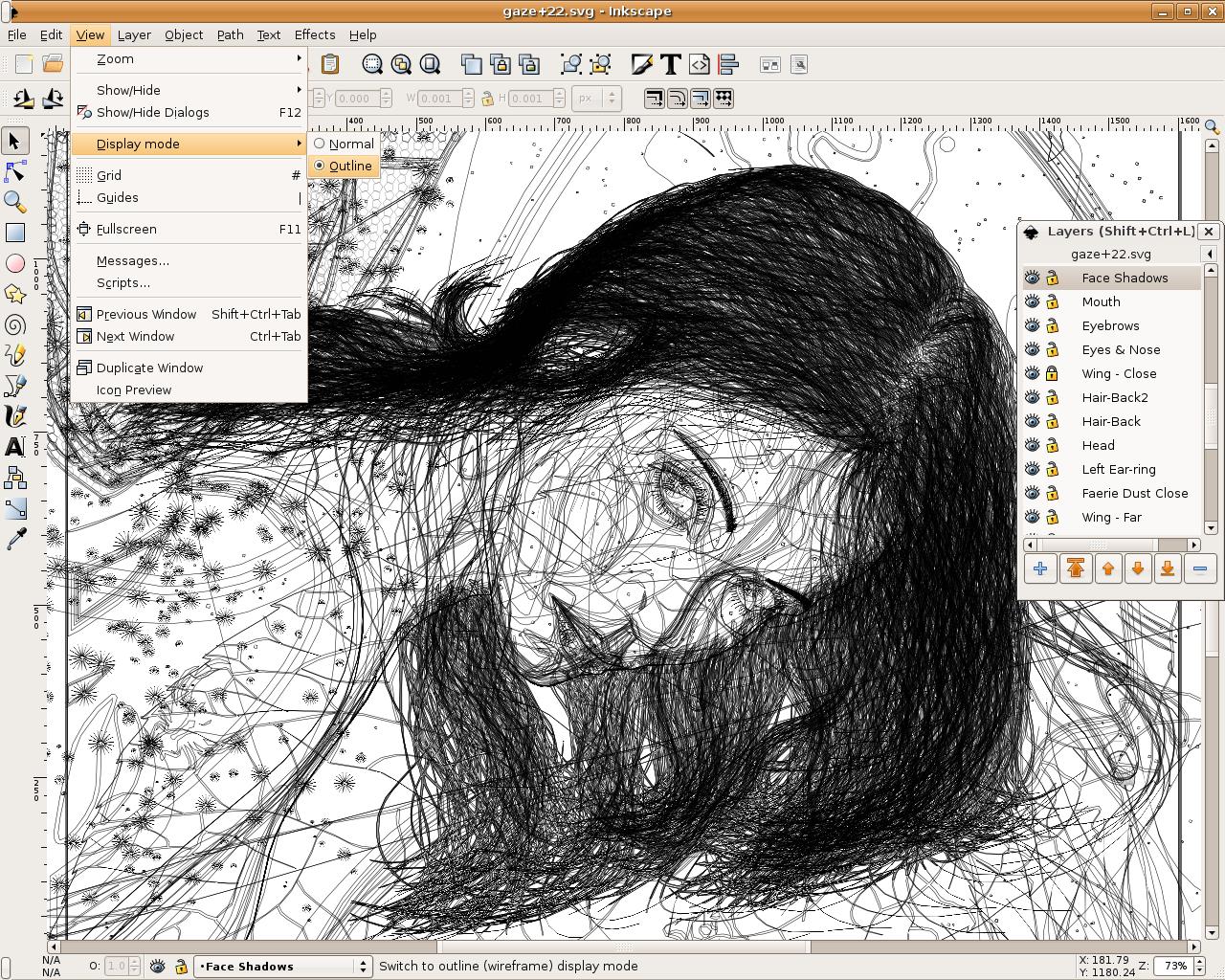 Inkscape Kostenfrei Vektor Grafiken Erstellen Exthdd